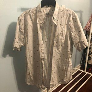 nice old navy button down